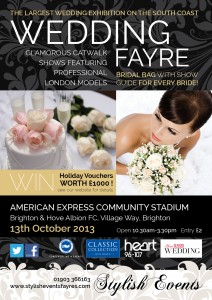 A6 event flyer_amex stadium