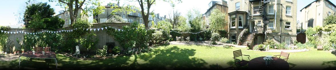 The Claremont Hotel Garden